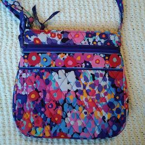 Vera Bradley Impressionista petite crossbody bag